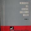 Memorias del General Guillermo Miller. 2 tomos